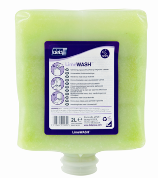 Deb Lime Wash 4 x 2 liter