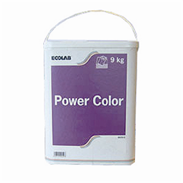 Ecolab Power Color 9 kilo wasproduct bonte was - www.ecolabproducten.nl
