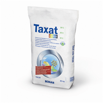 Ecolab Taxat Color 20 kilo wasproduct bonte was - www.ecolabproducten.nl