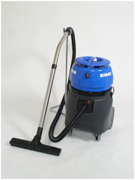 Ecolab Blue Wet Vac 30 stof-/waterzuiger - www.ecolabproducten.nl