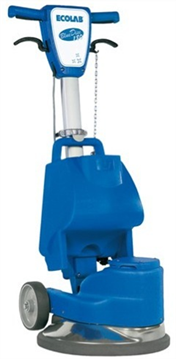Ecolab Blue Disc 180 padhouder - www.ecolabproducten.nl
