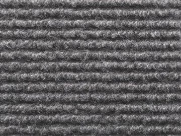 Speedy naaldviltmat Precoat backing 40 x 70 cm Anthracite (007)