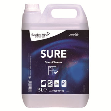 Sure Glass Cleaner 2 x 5 L / 001100891498