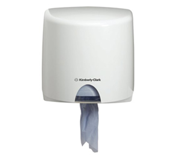 AQUARIUS* Poetsdoek Dispenser - combirol (7017) met staffelkorting