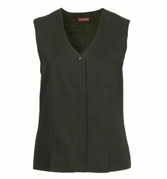 Alba damesgilet chocolate maat 44