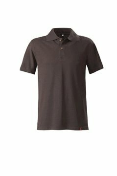 Leandro herenpolo chocolate (regular fit) maat XXL