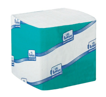 Lotus Toilet tissue 2-laags tissue wit 40 x 250 vel (295123) (met staffelkorting)
