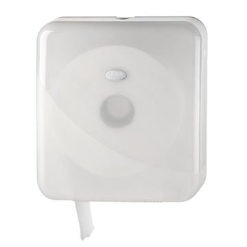 Clean2win White Jumbo maxi toiletrolhouder BRUIKLEEN* (431004)