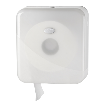 Clean2win White Jumbo mini toiletrolhouder BRUIKLEEN* (431005)