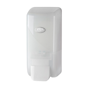 Clean2win White zeep dispenser navulbaar 1 liter