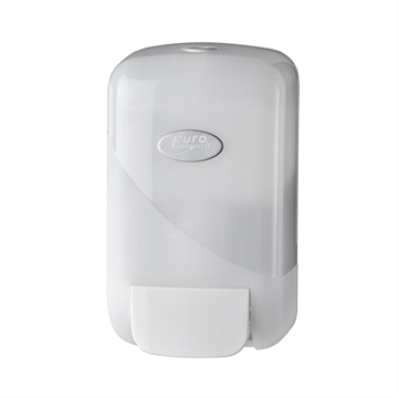 Clean2win Toiletseat cleaner dispenser White (431601) BRUIKLEEN*