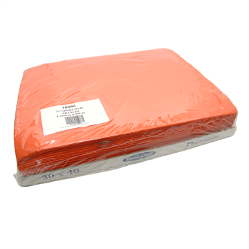 Placemats, orange 30 x 40 cm (T18080) (met staffelkorting!)