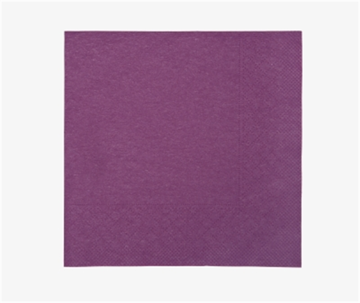 Tork Advanced Napkins Purple 3-laags 33 x 33 cm 2000 stuks 1/4 vouw (met staffelkorting!)