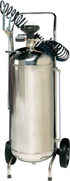 Stainless Steel Spraying cannon - 50 L