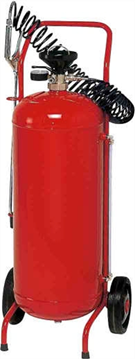 Coated Steel Spraying Cannon - 50 L