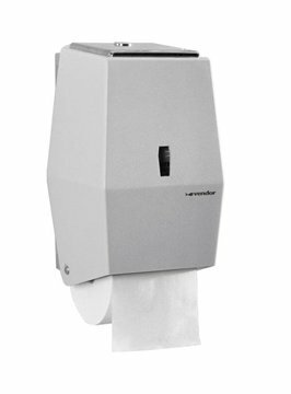 Tradition toiletroldispenser wit kunststof (1208)