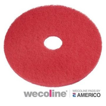 Red pad rood 19 inch
