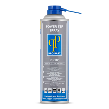 Afbeeldingen van Pro Part Teflon Spray PS 105  / 12 x 500 ml