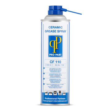 Afbeeldingen van Pro Part Ceramic Grease Spray CF 110 / 12 x 500 ml