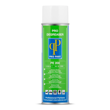 Afbeeldingen van Pro Part Pro Degreaser Spray PE 200 / 12 x 500 ml