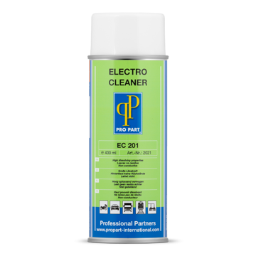 Afbeeldingen van Pro Part Electro Cleaner EC 201 / 12 x 400 ml
