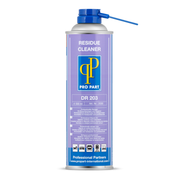 Afbeeldingen van Pro Part Residue Cleaner DR 203 / 12 x 500 ml
